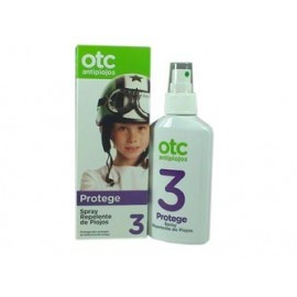 OTC SPRAY REPELENTE DE PIOJOS ANTIPIOJOS 125 ML