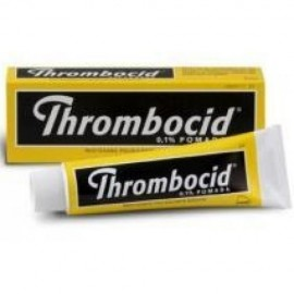 THROMBOCID 0,1% POMADA 60 G