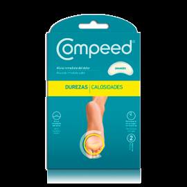 COMPEED DUREZAS 2 APOSITOS GRANDES