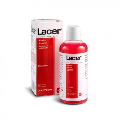 LACER COLUTORIO 500 ML