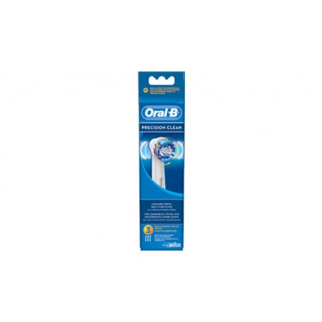 ORAL B RECAMBIO CEPILLO PRECISION CLEAN 3U