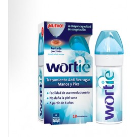 WORTIE ANTIVERRUGAS MANOS Y PIES 50 ML