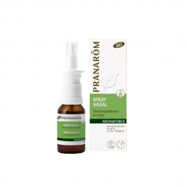 AROMAFORCE SPRAY NASAL DESCONGESTIVO