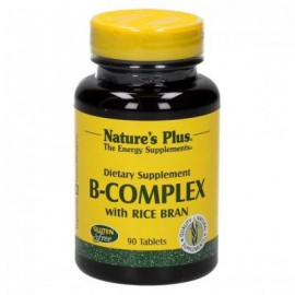 NATURES PLUS B-COMPLEX 90 COMP.