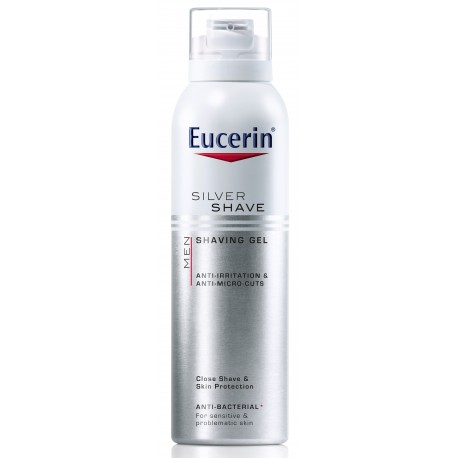 EUCERIN MEN GEL AFEITAR 150ML
