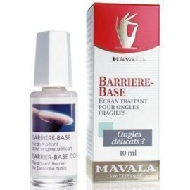 MAVALA BASE BARRERA UÑAS DELICADAS 10ML